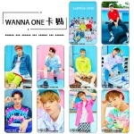 Sticket Card WANNA ONE To be One(10pc)