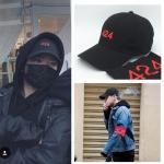 หมวก 424 แบบ JIN BTS GD