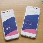 Samsung S9 - เคสใส ประกบ TPU