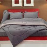ผ้าปูที่นอน รัดมุม 10นิ้ว ผ้า TC200 เส้นด้าย สีพื้น 27สี 3 ชิ้น 5/6 ฟุต ชุดละ 375 บาท (ส่ง 40 ผืน) สั่งผลิต 2 วัน