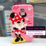 ►►ซิลิโคน Samsung S5 / I9600 ►► Minnie mouse