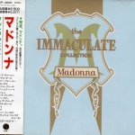 CD,Madonna The Immaculate Collection(Japan)