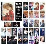 Lomo card set GOT7 Eyes On You - Yugyeom