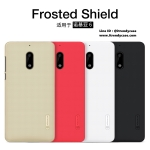 Nokia6 - เคสหลัง Nillkin Super Frosted Shield แท้