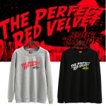 เสื้อแขนยาว THE PERFECT Red Velvet -ระบุสี/ไซต์-