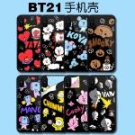เคสโทรศัพท์ BTS BT21 (Ver.5) -ระบุรุ่น/หมายเลข-