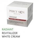 Percy Skin Radiant Revitalizer White Cream เรเดี้ยน รีไวทอลไลเซอร์ ไวท์ ครีม