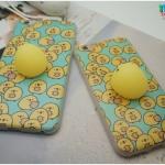 iPhone 7 - เคส TPU หลังนุ่มนิ่ม 3D ลายกุ๊กไก่เหลือง