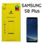 Samsung S8 Plus (เต็มจอ/Nano) - GORILLA ฟิลม์ นาโน NANO TECH FILM แท้