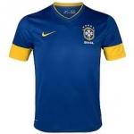 เสื้อทีมชาติ Brazil ทีมเยือน