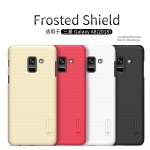 Samsung A8 2018 - เคสหลัง Nillkin Super Frosted Shield แท้