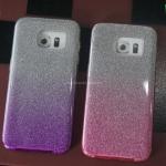 Samsung Galaxy S7 Edge - เคสฟรุ้งฟริ้ง ประกายเพชร TPU