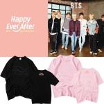 เสื้อยืด BTS Happy EverAfter 4TH -ระบุสี/ไซต์-