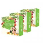 CTP Fiberry Detox (ดีท๊อก) ( 3 กล่อง ) ฟรี EMS