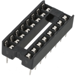 ซ็อคเกต 16 ขา socket 16 Pin DIP 16p SIP IC Sockets