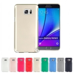 Samsung Note7 / Note FE - เคส TPU i-Jelly Metal Case by GOOSPERY (Mercury) แท้