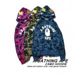 Hoodie A BATHING APE Camo-SHARK -ระบุสี/ไซต์-