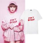 เสื้อยืด DON'T BOTHER Sty.Twice -ระบุสี/ไซต์