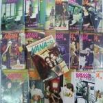 NANA เล่ม 1-21(ยังไม่จบ)+เล่มพิเศษ7.8 by Ai Yazawa
