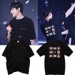 เสื้อยืด MONSTA X THE CODE -ระบุไซต์/สี-