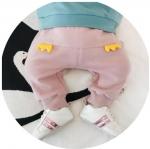 กางเกง สีชมพู แพ็ค 6 ชุด ไซส์ 66-73-80-80-90-90