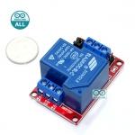 Arduino Relay 24V 30A Power Relay โมดูลรีเลย์ 24V 30A ทำงานแบบ Active Low/High