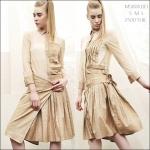 M5804183 / S M L / 2015 Fashion dress พรีออเดอร์เดรสแฟชั่นงานเกรดยุโรป สวยดูดีมีสไตล์ นางแบบใส่ชุดจริง เป๊ะเว่อร์!