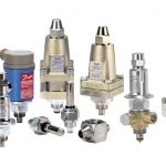 EVM / CV, pilot valves/valve body for Pressure and Temperature Regulators
