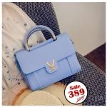กระเป๋า J16 สีฟ้า