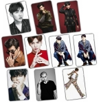 Sticker Card Wu Yi fan KT760
