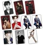 Sticker Card Wu Yi fan KT760