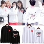 เสื้อแขนยาว TWICE What is Love Fanmeeting -ระบุสี/ไซต์-