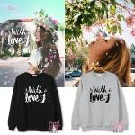 เสื้อแขนยาว JESSICA SOLO With Love -ระบุสี/ไซต์-