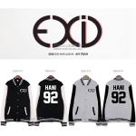 Jacket Basketball EXID AH YEAH MEMBER -ระบุสี/ไซต์/สมาชิก-