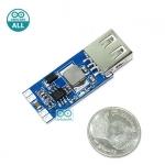DC-DC USB step down 7.5-28V to 5V จ่ายกระแสต่อเนื่องที่ 2A สูงสุด 2.5A