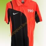 เสื้อกีฬา nike t90 สีส้ม