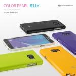 Samsung Galaxy Note5 - เคส TPU Mercury Jelly Case (GOOSPERY) แท้