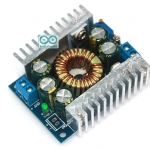 Step down DC-DC 4.5-30V to 0.8-30V 12A High Power adjustable 95% Low Ripple