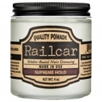 Railcar Pomade - Supreme Hold (Water Based) ขนาด 4 oz.