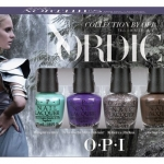 OPI Mini set - Nordic collection มี 4 โทนสีในเซ็ต ขนาด 3.75 ml. - my dogsled is a hybrid - do you have this color in stockholm - my voice is a little norse - how great is your dane