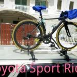 AK-BF01 แร็คจักรยาน แบบไม่ถอดล้อ