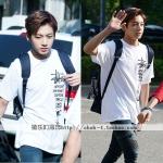 เสื้อยืด STUSSY NEW YOUK Sty.JUNGKOOK -ระบุสี/ไซต์-