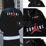 Jacket Hoodie Supreme x Air Jordan -ระบุไซต์-