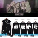 Jacket Basketball BLACKPINK Number name -ระบุสี/สมาชิก/ไซต์-