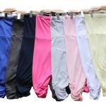 กางเกงเล้คกิ้ง เอวปรับระดับมีพยุงครรภ์