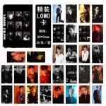 Lomo card set EXO LOTTO (30pc)