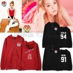 Jacket Hoodie Red Velvet Russian Roulette Member -ระบุสี/ระบุสมาชิก/ไซต์-