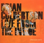 CD,Brian Culbertson - Live from the inside