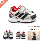 Adidas Kid รองเท้าเสริมพัฒนาการเด็กแรกเกิด