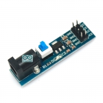 AMS1117 5V Jack 5.5x2.1mm Power Supply Module with DC Switch